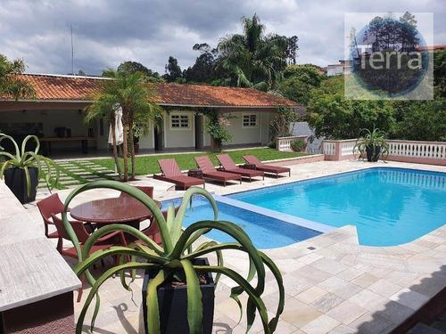 Imagem 1 de 30 de Casa À Venda, 900 M² Por R$ 1.900.000,00 - Jardim Colonial - Carapicuíba/sp - Ca0723