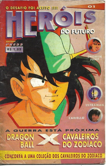 Heróis Do Futuro N. 1 - Editora Press