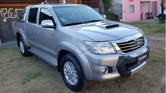 Toyota Hilux 3.0 Srv Cuero 4x2