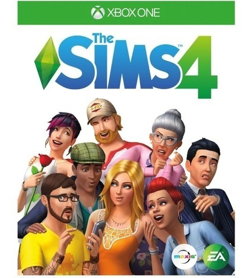 The Sims 4 Xbox One Digital Online
