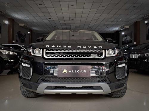 Land Rover Evoque Se 2.0. Preto 2015/16