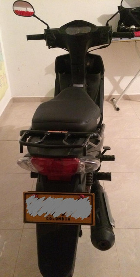 Se Vende Moto Señoritera Negro Mate Víctory One 100 Cc, Mode