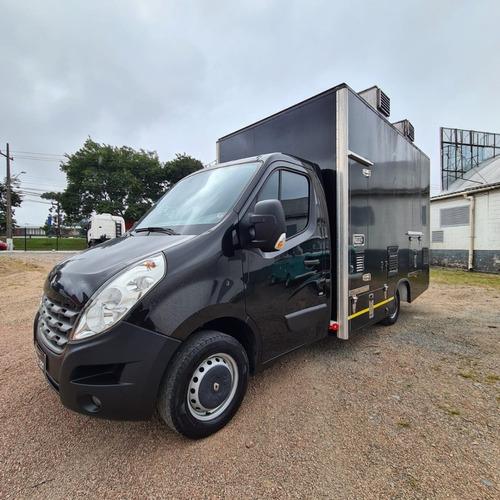 Renault Master Food Truck 2016