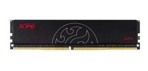 Memoria Xpg Hunter 16gb, 3200mhz, Ddr4,cl16 -ax4u3200716g16a