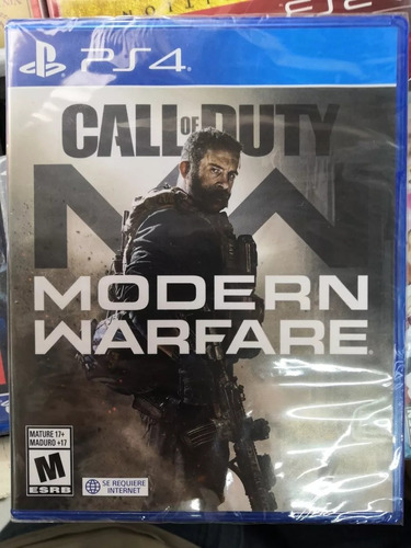 Call Of Duty Modern Warfare Para Ps4 Envio Inmediato !!