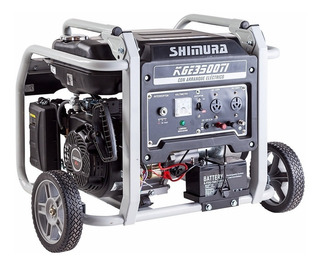 Generador Electrico Grupo Electrógeno Shimura 3500 2.8kv A/e