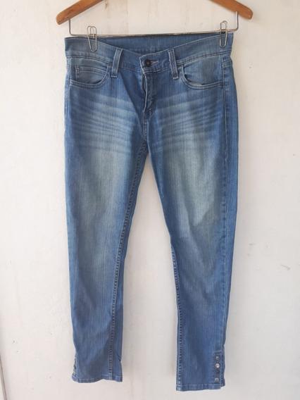 Jeans, Celeste, Marca: Levi S, Original, Spandex, Zona Sur.