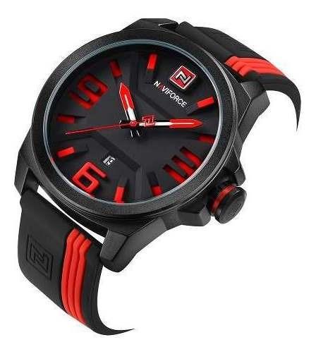 Relógio Original Naviforce Modelo 9098 - 3atm