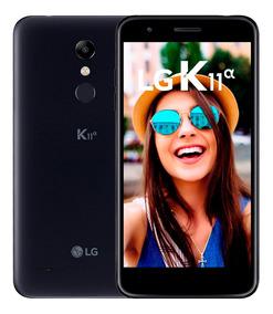 Smartphone Lg K11 Apha, Preto, Tela De 5.3 , 16gb, 8mp