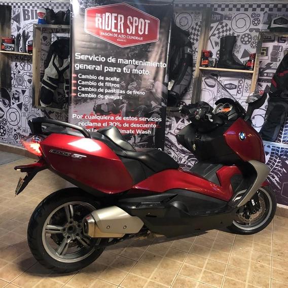 Moto Scooter Bmw C650 Gt 2013
