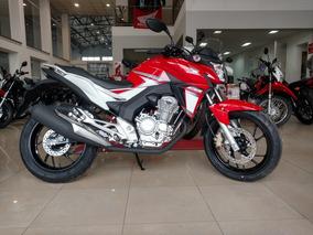 Honda Cb 250 Twister 0km Financiacion Cuotas Fijas Dni 100%