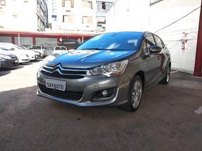Citroën C4 C4 Lounge Exclusive 1.6 Turbo Flex Automático