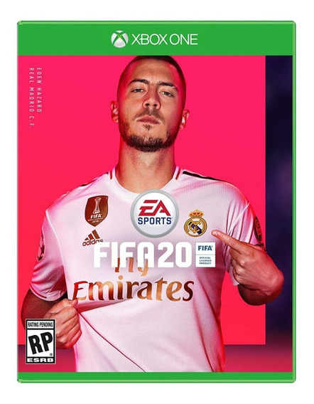 Fifa 20 Xbox One Mídia Física Standard Edition Português