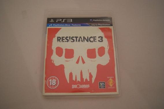 Jogo Ps3 - Resistance 3