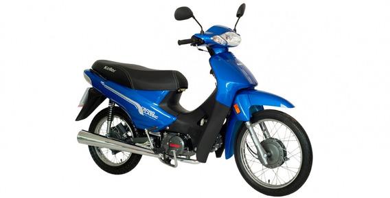 Moto Scooter Cub Base Keller Crono 110 Eco Urquiza Motos 0km