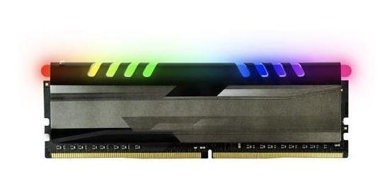 Memória Ram Gamer Com Led 8 Gigas Ddr4 8gb 2666 Mhz Warrior