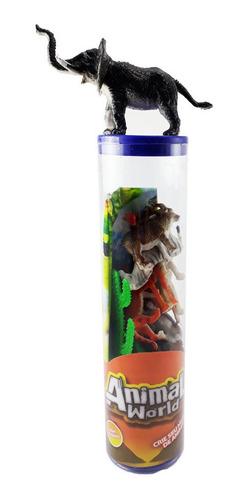 Animal World Kit Mix - Animais Selvagens - Buba
