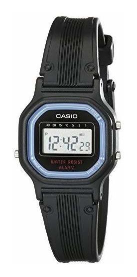 Reloj Deportivo Casio La11wb-1 Para Dama