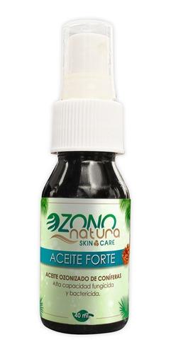 Aceite Forte Con Ozono Para Problemas De Hongos En La Piel