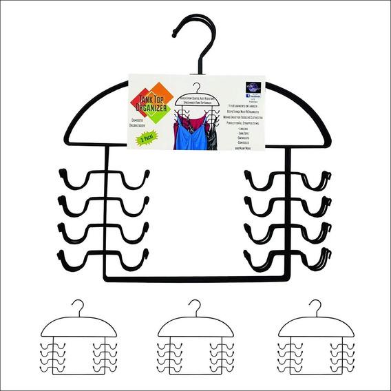 Organizador De Camisa Camisas Blusas Closet Armario 5 Pzs