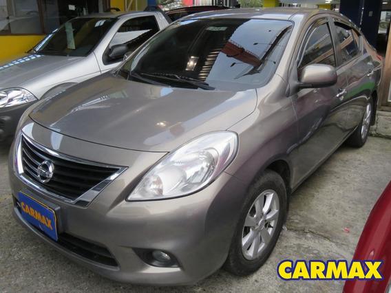 Nissan Versa Advance 2013 1.6 Aut Financiamos Hasta El 100%