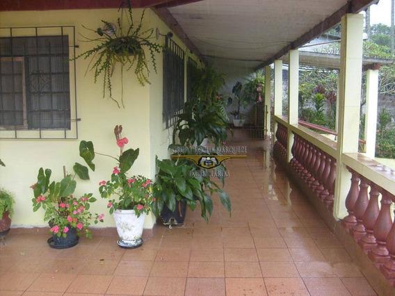 Chácara Com 4 Dormitórios À Venda, 3000 M² Por R$ 880.000,00 - Chácara Estância Paulista - Suzano/sp - Ch0009