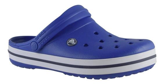 Crocs Crocband Hombre Azul