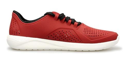 Crocs Literide Pacer Rojo