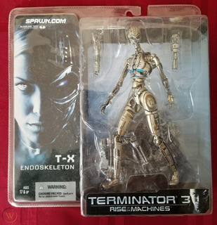 Terminator 3 Terminatrix Endoskeleton Mcfarlane