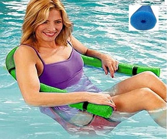 Cadeira Flutuante Espaguete De Piscina Master Adulto Pro