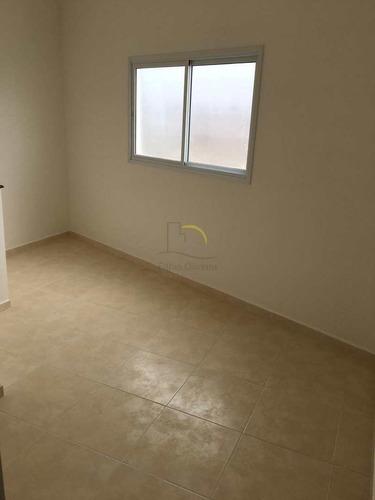 Imagem 1 de 19 de Casa De Condomínio Com 2 Dorms, Princesa, Praia Grande - R$ 175 Mil, Cod: 2111 - V2111