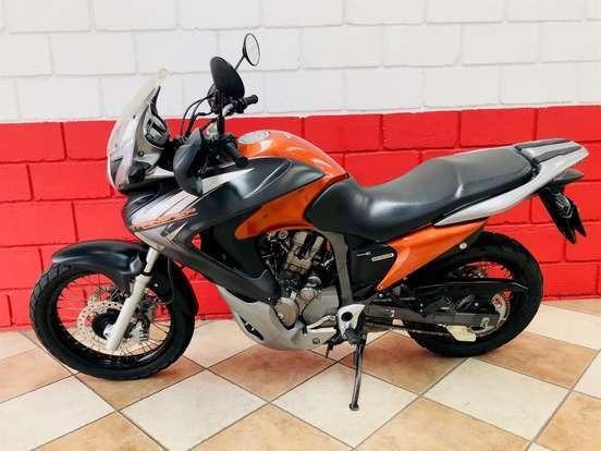 Honda Xl 700v Transalp 2013