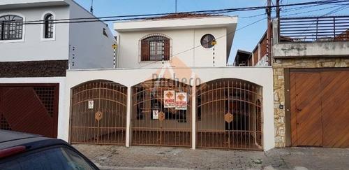 Sobrado No Tatuapé, 3 Dormitórios, 3 Vagas, Edícula, R$780.000,00 - 2139