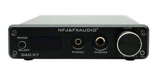 Fx-audio Dac-x7 Usb Fever Decodificador De Audio Digital Pur