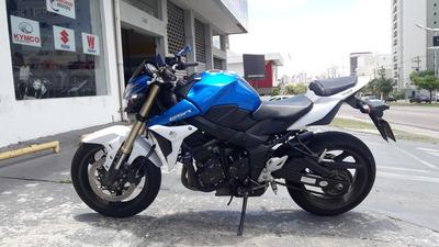 Gsr 750 2015 Azul\bca Revisada C\garantia