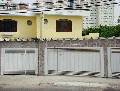 Sobrado Com 5 Dormitórios Para Alugar, 95 M² Por R$ 2.650,00/mês - Ipiranga - São Paulo/sp - So1629