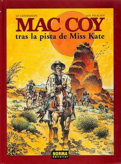 Mac Coy Y Antonio Palacios Coleccion Completa Comics En Dvd