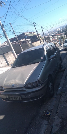 Fiat Palio Weekend 2000 1.6 16v Stile 5p