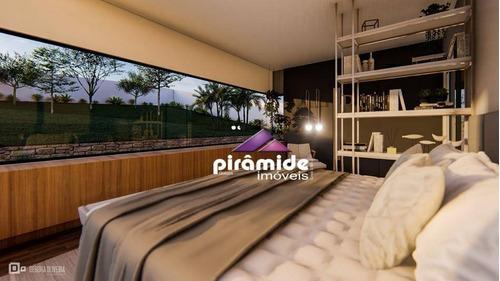 Casa Com 4 Dormitórios À Venda, 495 M² Por R$ 2.600.000,00 - Urbanova - São José Dos Campos/sp - Ca5708