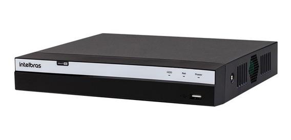 Dvr Intelbras Multi Hd Mhdx 3108 8 Canais Full Hd 1080p