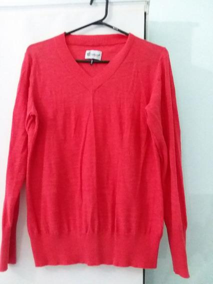 Sweater Para Dama Manga Larga