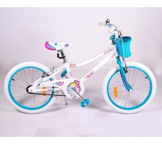 Bicicleta Cool Niña R20