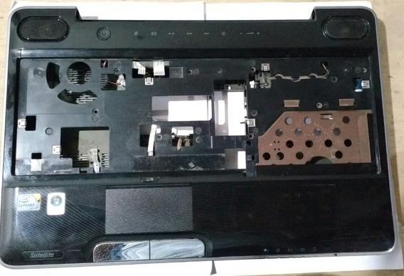 Carcaça Superior Inferior Notebook Satellite Toshiba A500