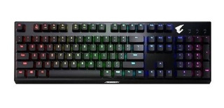 Teclado Gigabyte Gamer Gk-aorus K9 Optical Blue