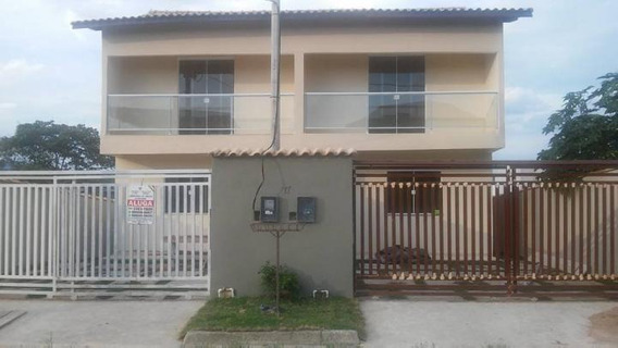 Casa Para Venda Em Porto Real, Colinas, 2 Dormitórios, 1 Suíte, 3 Banheiros - 0889_1-747399