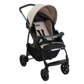 Carrinho De Bebê Ecco Até 15kg Ixca2057pr50 - Burigotto