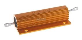 Resistor De Alta Potência 10 Ohms 100w (5 Peças)