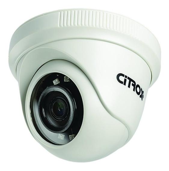 Câmera Dome Plástico Citrox 4x1 720p 2.8mm