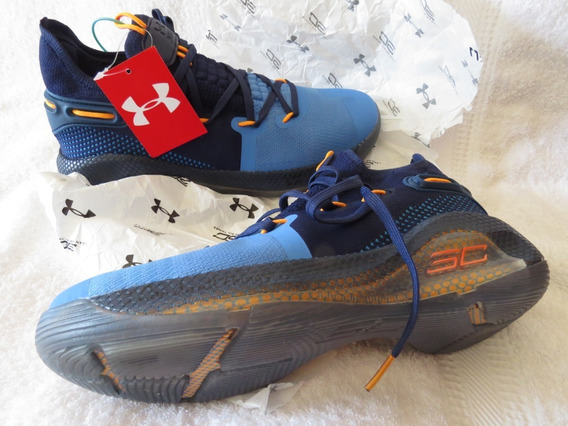 Tenis De Basquete Curry 6 - Basketball Shoes Under Armour