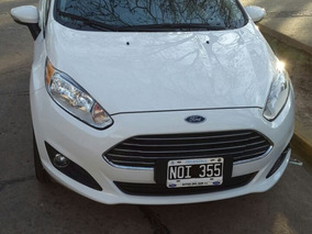Ford Fiesta Kinetic Design At, Única Dueña, Particular